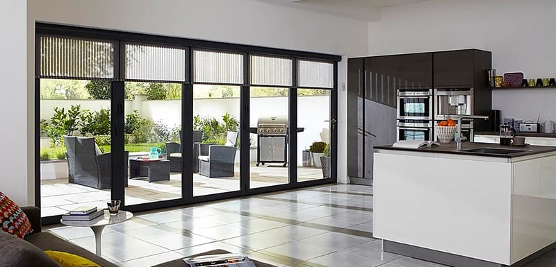 1st Choice Windows NE-Bi-Fold Doors